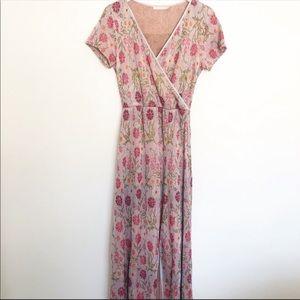 Cecilia Prado for Anthro Posh Maxi Dress | M